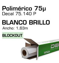 Vinilo Poli Imp brillo/G Decal 75.140 P 163x50
