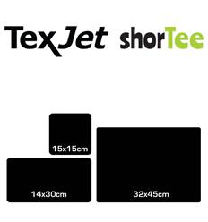 Kit 3 plantillas para Polyprint Texjet Shortee