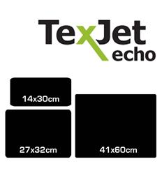 Kit 3 plantillas para Polyprint Texjet Echo