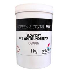SCREEN&DIGITAL MIX WHITE UNDERBASE 1Kg