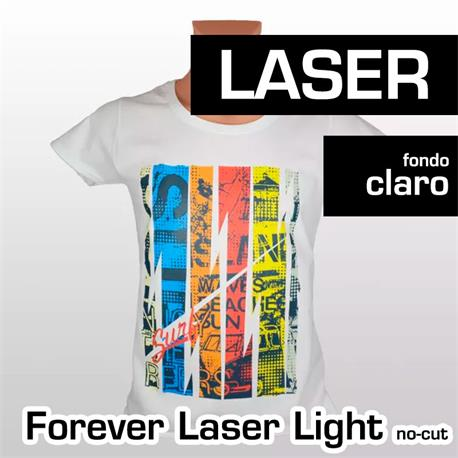 Forever laser light (no-cut) A4 -paquete 10 hojas-