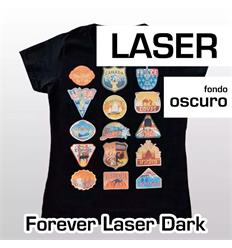 Papel transfer Forever laser dark
