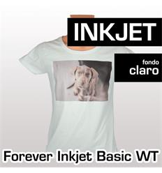 Papel transfer Forever inkjet light basic