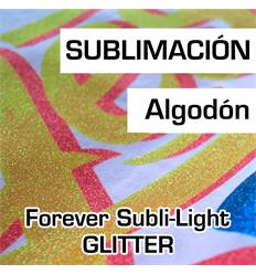 Forever Subli-Light Glitter no cut