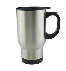 Taza de coche metal sublimable