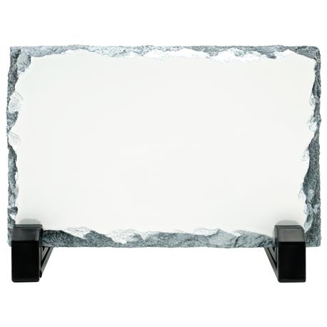 Pizarra sublimable rectangular 10x15 cm
