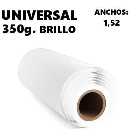 Canvas Universal 350g. Brillo