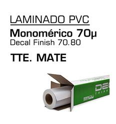 Laminado Monomerico Mate Decal 70.80