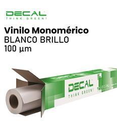 Vinilo Monom. Imp. brillo Decal 100.140P 1,37x50
