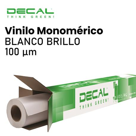 Vinilo Monomerico Imp brillo Decal 100 1,06x50