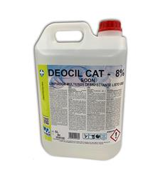Desinfectante multiusos DEOCIL CAT 5L