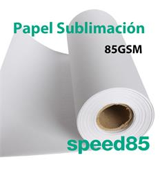 Papel Sublimación Speed DyeSub 85gsm 1.62x150m